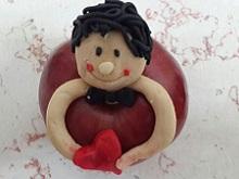 יצירת תפוח לראש השנה