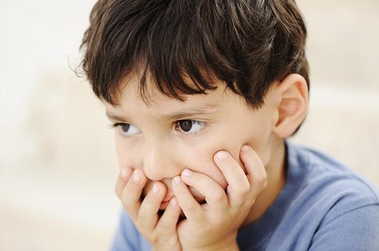 ילד עם קשיים