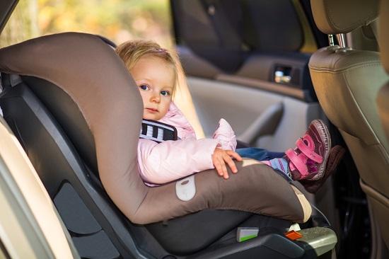 בטיחות הילדים ברכב אז והיום