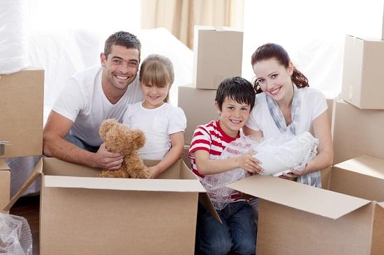 מעבר דריה לרגל התרחבות המשפחה