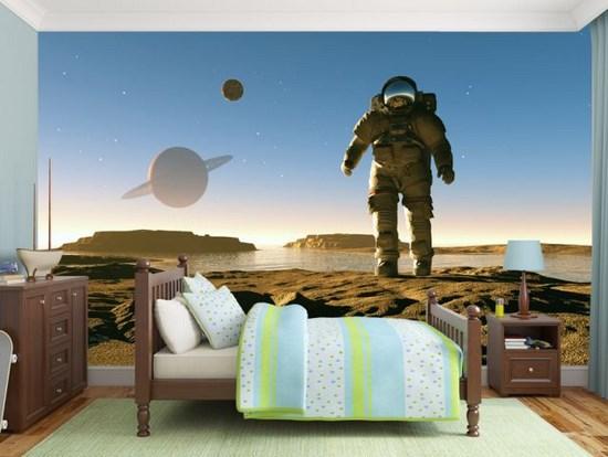 טפט  הליכה בחלל