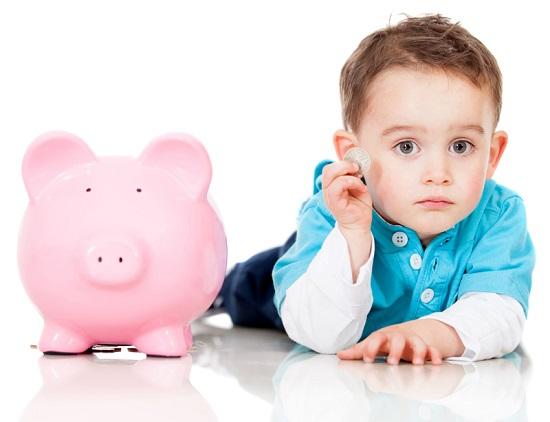 להסביר לילדים את ערך הכסף