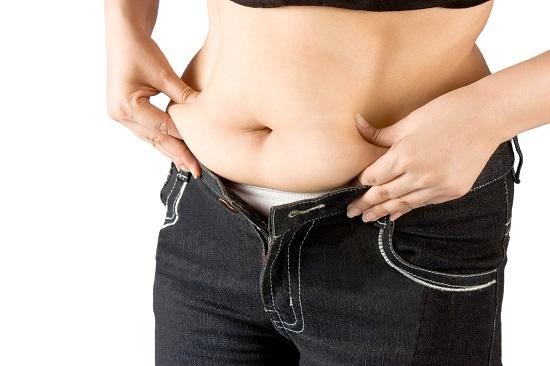 בטן שמנה