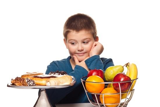 תזונת ילדים בקיץ