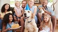 יום הולדת עם החברים הכי טובים