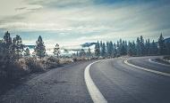 עיקול בכביש