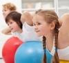 פעילות גופנית ואקרובטיקה לילדים