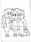 שלושה תלמידים